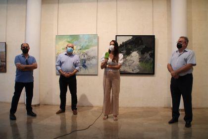 LA RIQUEZA DE LO DIVERSO de la Asociación Artistas de Cieza (Cieza) -Del 19/8 al 19/9-
