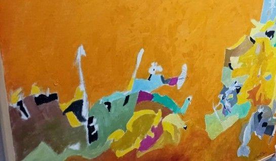 HOMENAJE AL «ABRIGO DEL MOJAO» de Vicente Ruiz (Lorca) -del 9/9 al 6/10-